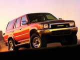 Photos of Toyota 4Runner 5-door US-spec 1989–92