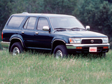 Photos of Toyota 4Runner 5-door US-spec 1992–95