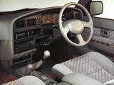 Photos of Toyota 4Runner 5-door UK-spec 1992–95