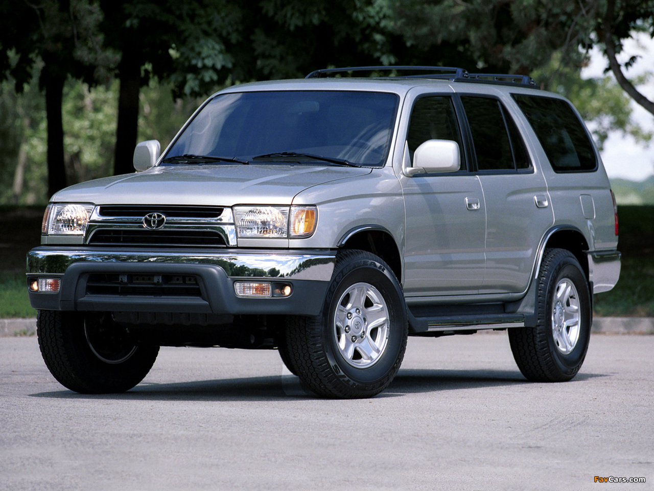 4 Runner >> Photos of Toyota 4Runner 1999–2002 (1280x960)