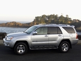 Photos of Toyota 4Runner Limited 2003–05