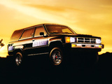 Pictures of Toyota 4Runner 1984–86