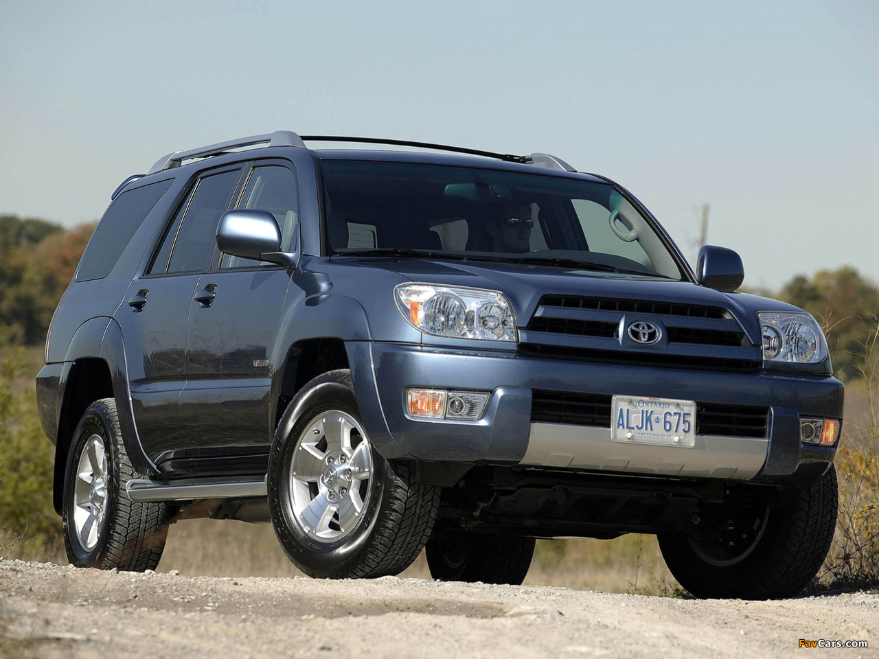 4 Runner >> Pictures of Toyota 4Runner Limited 2003–05 (1280x960)