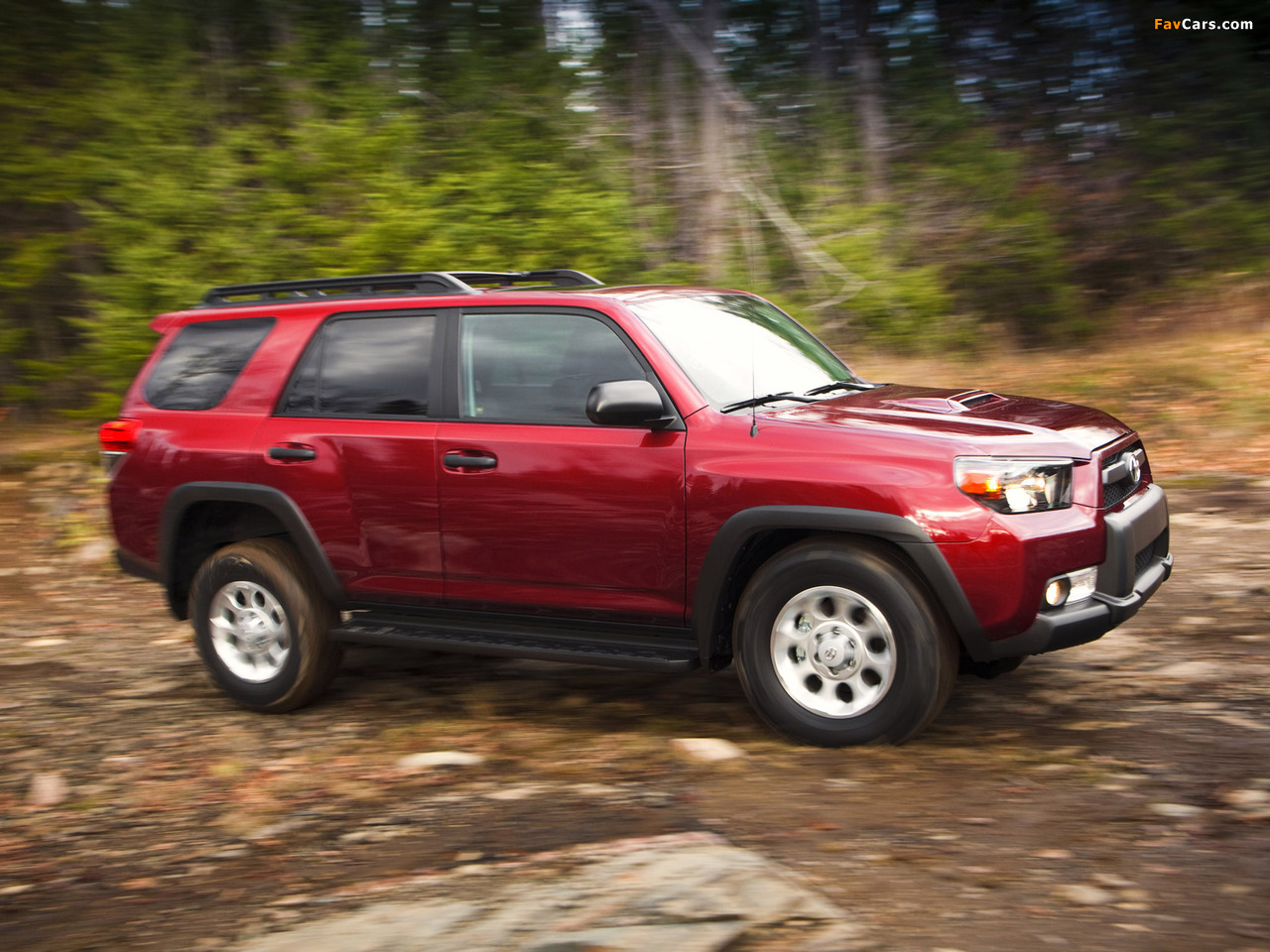 Pictures of Toyota 4Runner Trail 2009 (1280x960)
