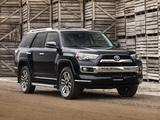 Pictures of Toyota 4Runner Limited 2013