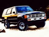 Toyota 4Runner 1984–86 photos