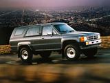 Toyota 4Runner 1986–89 images