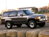 Toyota 4Runner 1986–89 wallpapers