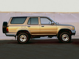 Toyota 4Runner 5-door US-spec 1989–92 photos