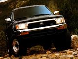Toyota 4Runner 5-door US-spec 1992–95 images