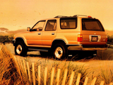 Toyota 4Runner 5-door US-spec 1992–95 photos