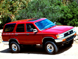 Toyota 4Runner 5-door US-spec 1992–95 wallpapers