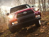 Toyota 4Runner Trail 2009 photos
