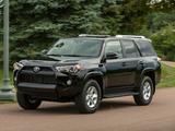 Toyota 4Runner SR5 2013 images
