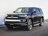 Toyota 4Runner Limited 2013 images