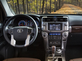 Toyota 4Runner Limited 2013 pictures
