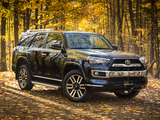 Toyota 4Runner Limited 2013 wallpapers