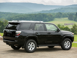 Toyota 4Runner SR5 2013 wallpapers