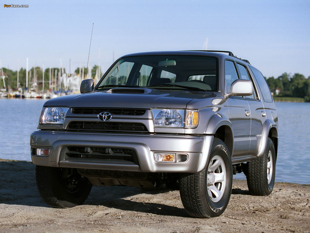 Toyota 4runner 1999 2002 Wallpapers 1280x960
