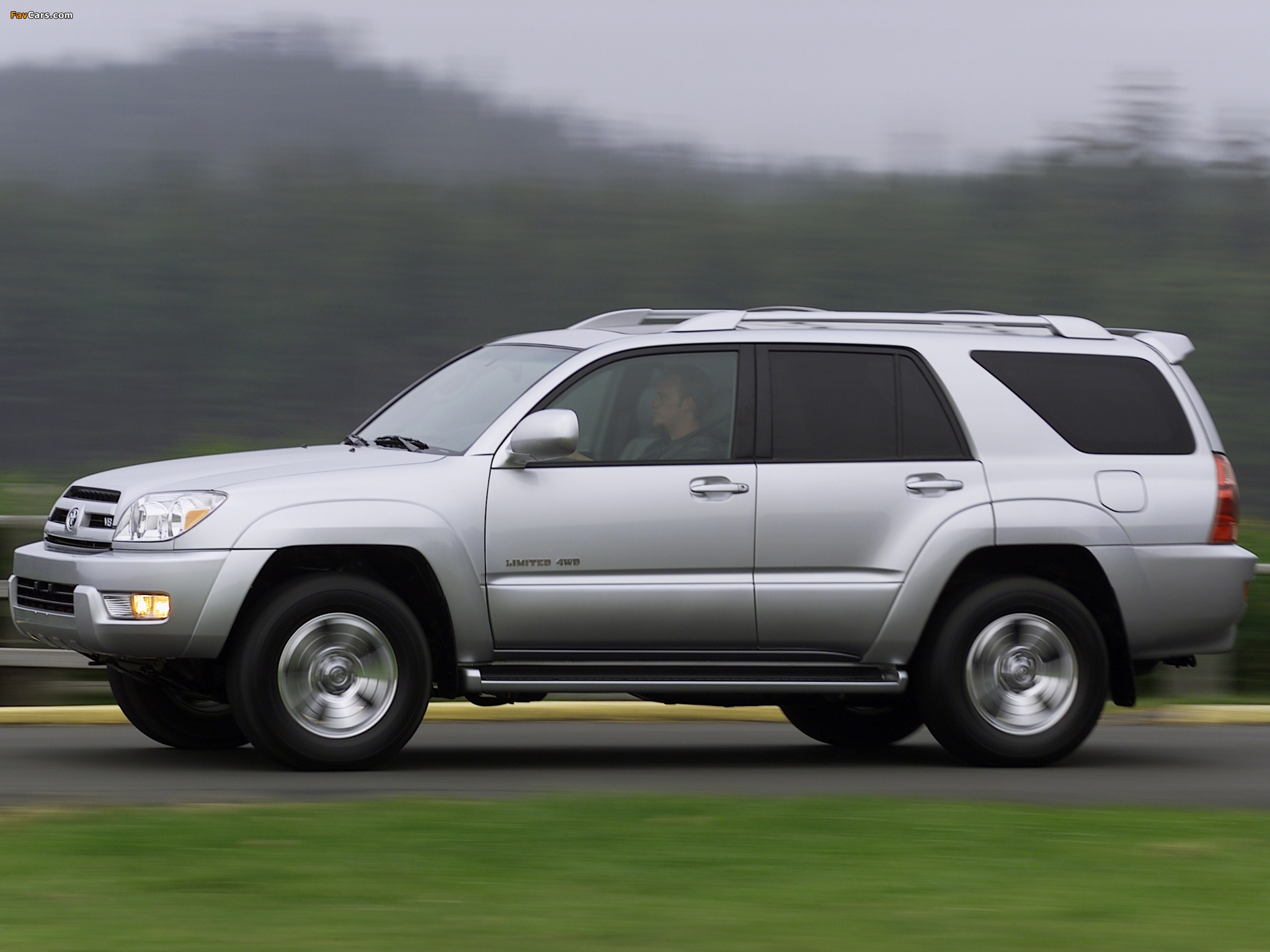 Toyota 4runner Limited 2003 05 Wallpapers 2048x1536