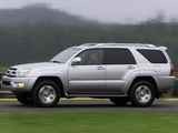 Toyota 4Runner Limited 2003–05 wallpapers