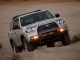 Toyota 4Runner Trail 2009 wallpapers