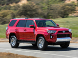 Toyota 4Runner Trail 2013 wallpapers