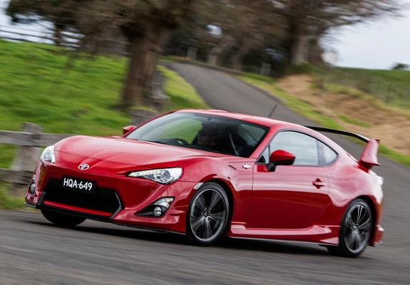 Images Of Toyota 86 Gts Aero Package Au Spec 2012