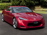 Photos of Toyota FT-86 Concept 2009