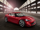Pictures of Toyota FT-86 Concept 2009