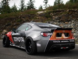 Speedhunters Toyota 86 X Drift Car 2012 pictures