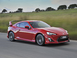 Toyota 86 Limited Edition ZA-spec 2014 images