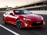 Toyota 86 GTS AU-spec 2012 wallpapers