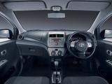Astra Toyota Agya 2013 images