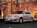 Photos of Toyota Allex 2004–06