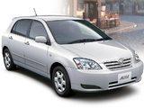 Toyota Allex 2002–04 images