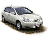 Toyota Allex 2002–04 photos