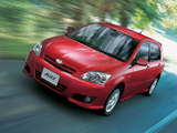 Toyota Allex 2004–06 wallpapers