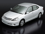 Toyota Allion (T240) 2001–04 images