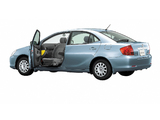 Toyota Allion (T240) 2001–04 images