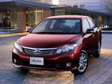 Toyota Allion (T260) 2010 photos
