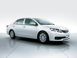 Toyota Allion (T260) 2010 pictures