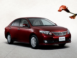 Toyota Allion (T260) 2010 wallpapers