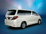 Images of Toyota Alphard (ANH20W) 2008–11