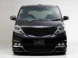 Images of WALD Toyota Alphard 2008