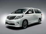 Images of Toyota Alphard 350S Prime Selection II (ANH20W) 2010–2011