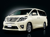 Images of Toyota Alphard 240S Type Gold (ANH20W) 2012