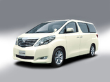 Photos of Toyota Alphard 350G L Package (GGH20W) 2008–10