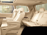 Pictures of Toyota Alphard Hybrid G L Package 4WD (ANH25W) 2011