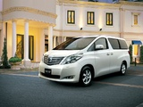 Toyota Alphard CN-spec (ANH20W) 2008–11 images